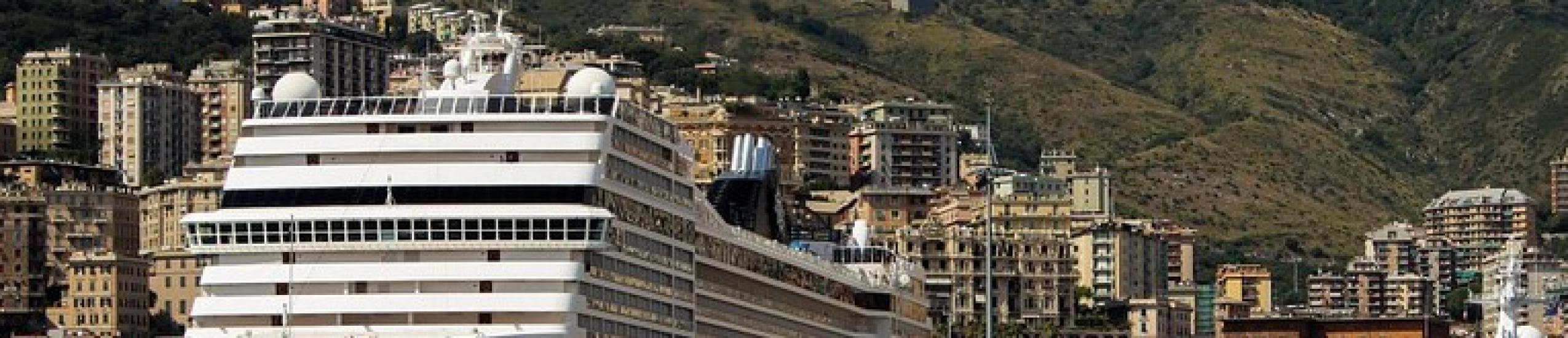 Green port Genova