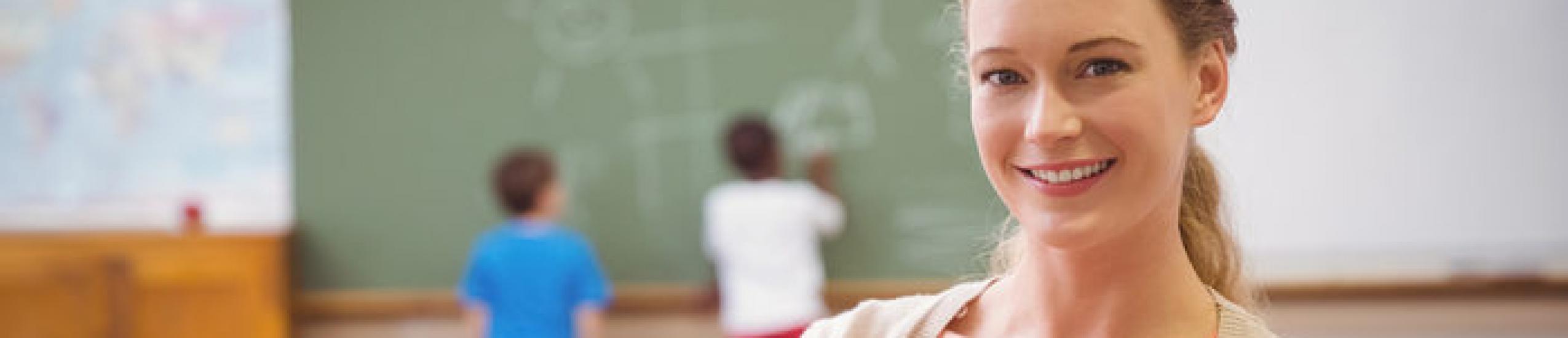 L'insegnante di sostegno