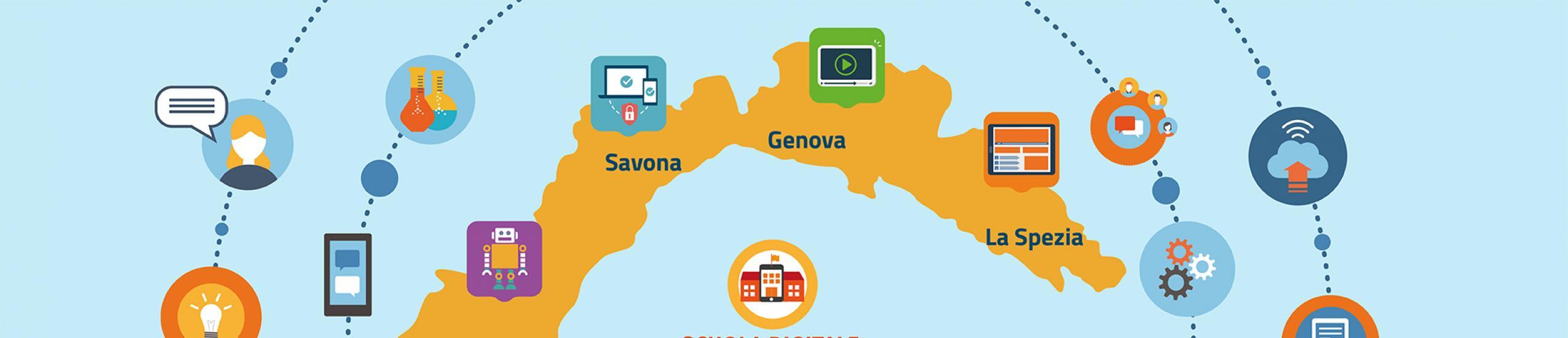 Scuola Digitale Liguria