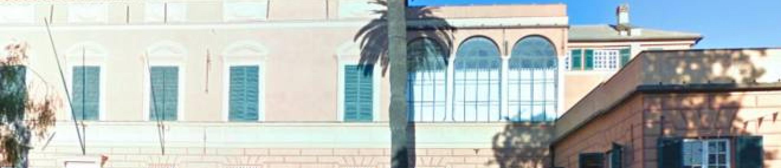 """Rete dei """"Civic Center Scolastici"""" - Liceo Mazzini - Piazza C. Bonavino, 6 (Pegli)"""