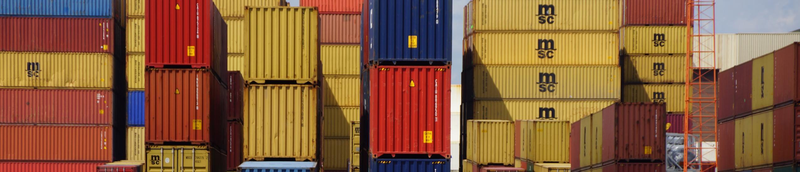Ambito di interesse logistica e trasporti