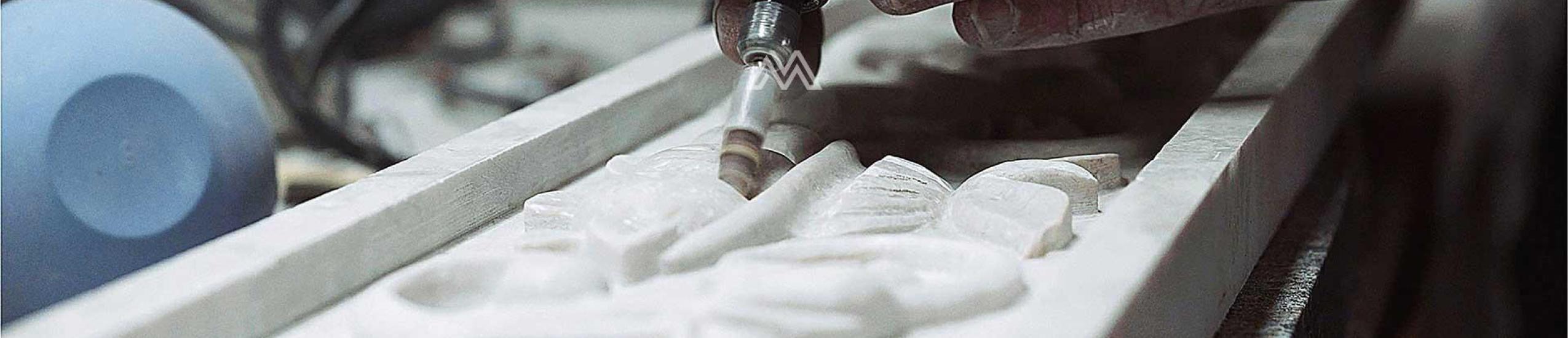 Operatore alla lavorazione dei materiali lapidei