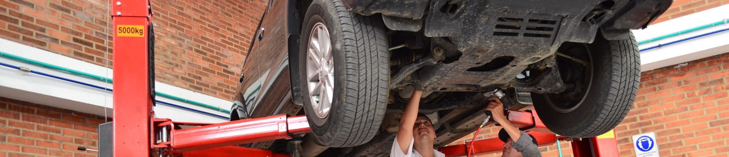 IeFP - Operatore alla riparazione dei veicoli a motore