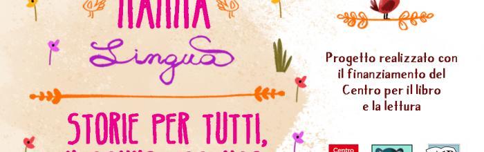 Logo Mamma Lingua