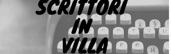 Scrittori in villa: videoconsigli di lettura a cura di scrittori amici