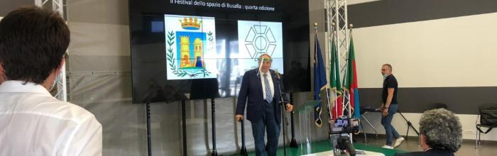 Franco Malerba in conferenza stampa