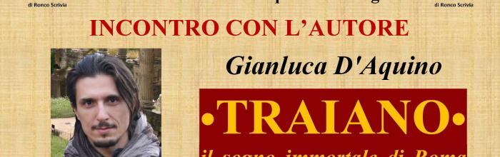 """Locandina """"Traiano"""""""