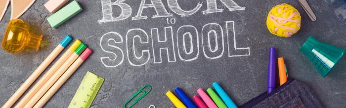 Buon anno scolastico 2021/2022 al personale della scuola