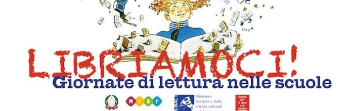 Dal 15 al 20 novembre Libriamoci Giornate di lettura nelle scuole