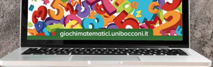 """Il 6 giugno i """"Campionati Internazionali di Giochi Matematici"""" 2020"""