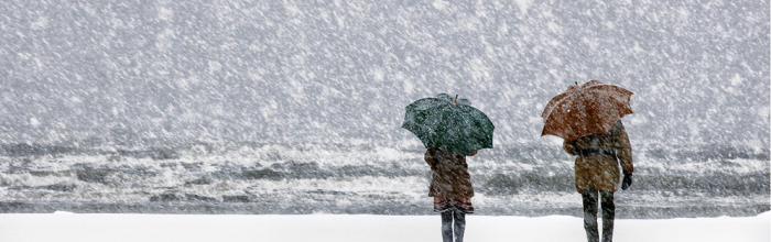 Gelo siberiano, caldaie accese sabato e domenica nelle scuole superiori metropolitane