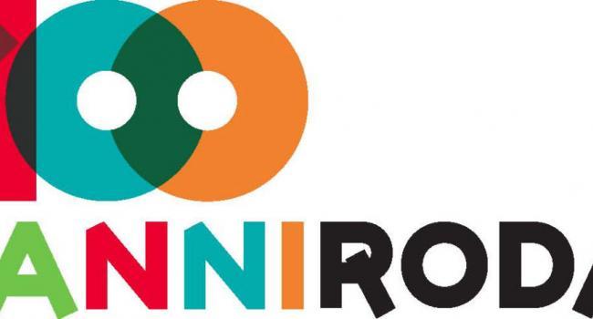 VIVA RODARI! Logo celebrazioni Centenario di Gianni Rodari