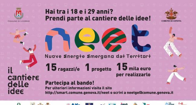 NEET: Nuove Energie Emergono dai Territori, un bando rivolto ai giovani tra i 18 e i 29 anni