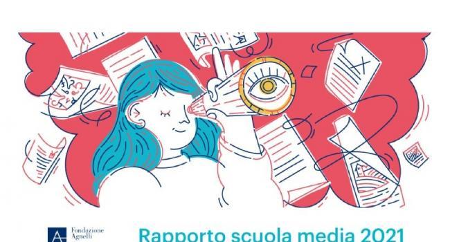 Il rapporto della Fondazione Agnelli sulla scuola media 2021