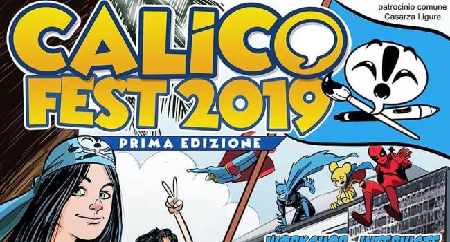 Locandina Calico Fest 2019