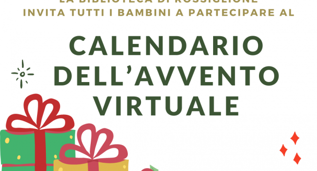 Calendario dell'Avvento virtuale