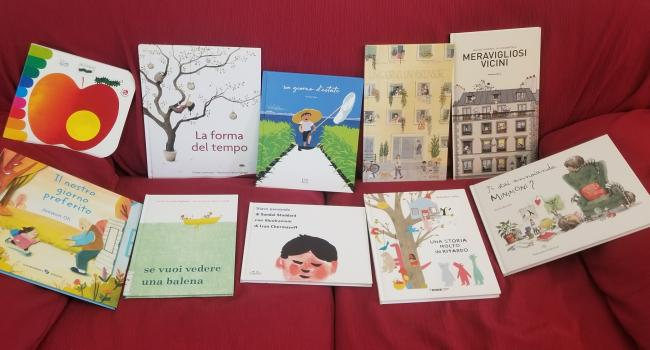 """I dieci titoli finalisti della Sezione """"Crescere con i libri"""" - 12. ed. Premio NpL"""