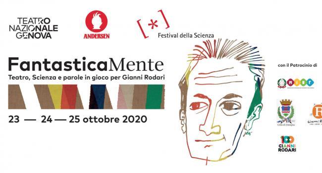 FantasticaMente: Teatro, Scienza e parole in gioco per Gianni Rodari
