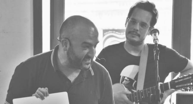 Locandina iniziativa (Dario Apicella e Giovanni Parodi)