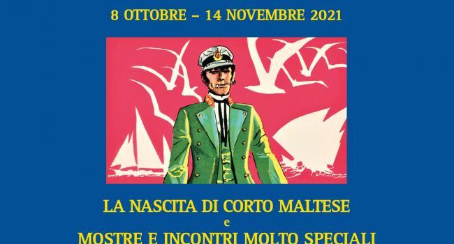 IL PORTO DELLE STORIE: Fumetti a Camogli, 8 ottobre/14 novembre 2021