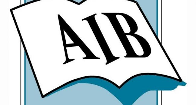 Logo Associazione Italiana Biblioteche