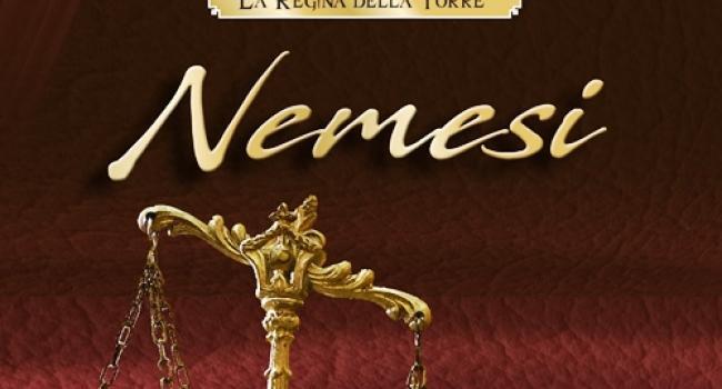 """Incontro con l'autrice Sofia Brizzi e del suo romanzo fantasy """"Nemesi"""" - Parco di Villa Durazzo - domenica 20 giugno alle ore 17,30."""