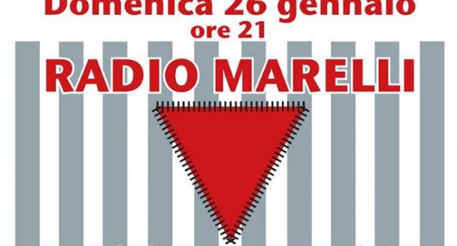 """Locandina spettacolo """"Radio Marelli"""""""
