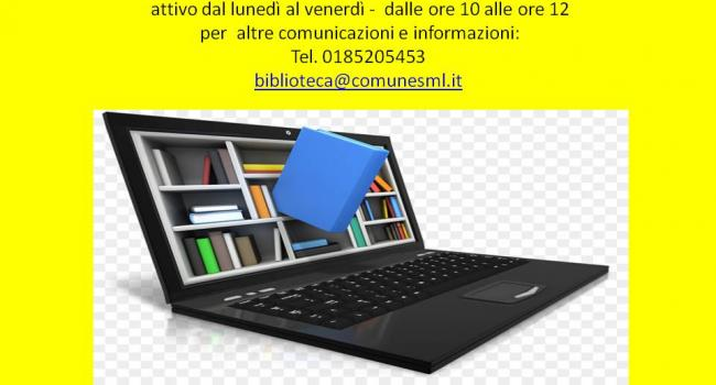 Biblioteca di Santa Margherita on-line