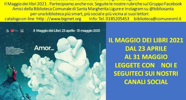 IL MAGGIO DEI LIBRI 2021 - Santa Margherita Ligure