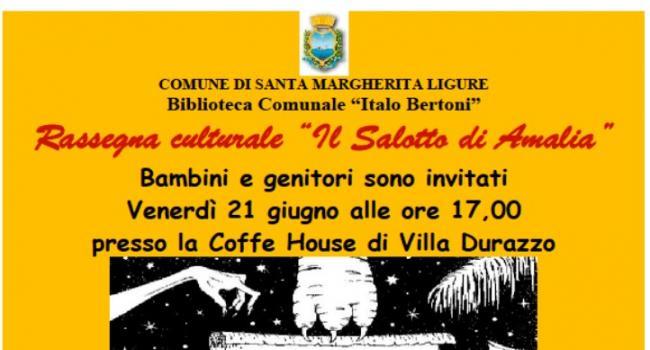 LA SCUOLA NOTTURNA DEI PICCOLI MOSTRI, Presentazione libro, Santa Margherita (GE), venerdì 21 giugno, dalle ore 17:00