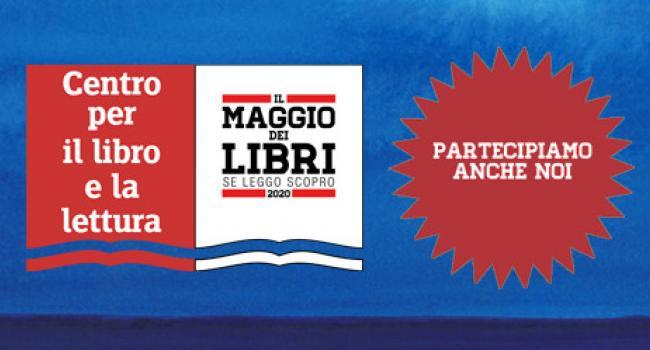 Logo Maggio dei libri 2020