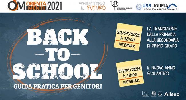 Back to School - Guida pratica per genitori