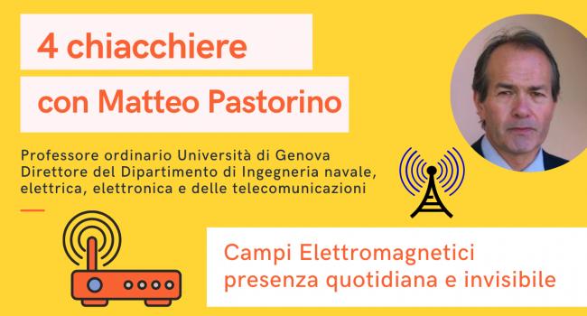 4 CHIACCHIERE CON MATTEO PASTORINO