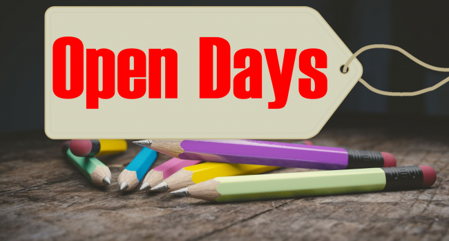 Gli open day del Deledda International school