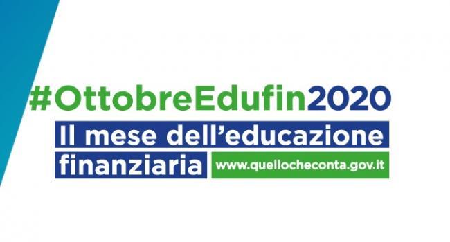 Educazione finanziaria per l'anno scolastico 2020/2021 –  #OttobreEdufin2020