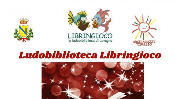 LAVAGNA, Ludobiblioteca LIBRINGIOCO - RIAPERTURA