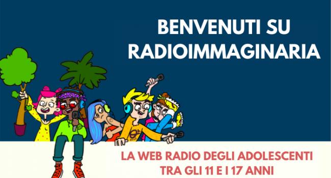Radioimmaginaria spiega il lavoro agli adolescenti