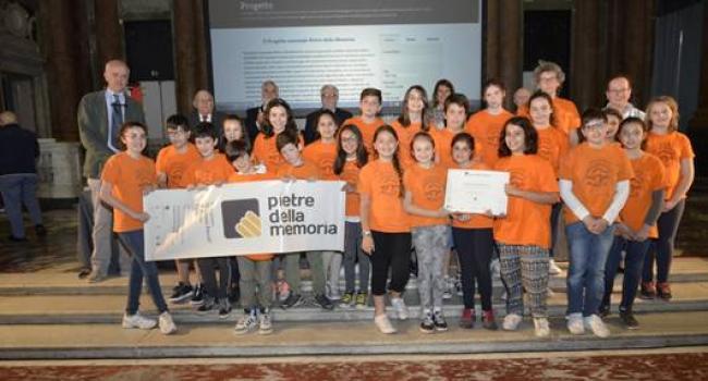 Memoria, l'anmig diploma 500 nuovi giovani esploratori