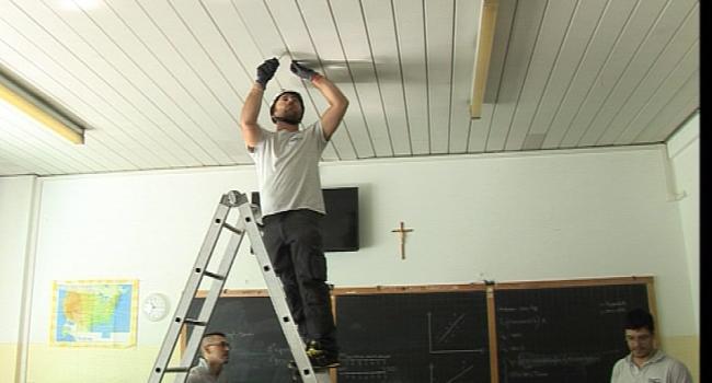 Scuole, check-up della città metropolitana sui soffitti in 26 istituti superiori