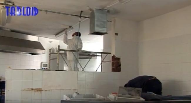Alberghiero marco polo, nuova cucina anche in fontanabuona (video di tabloid)