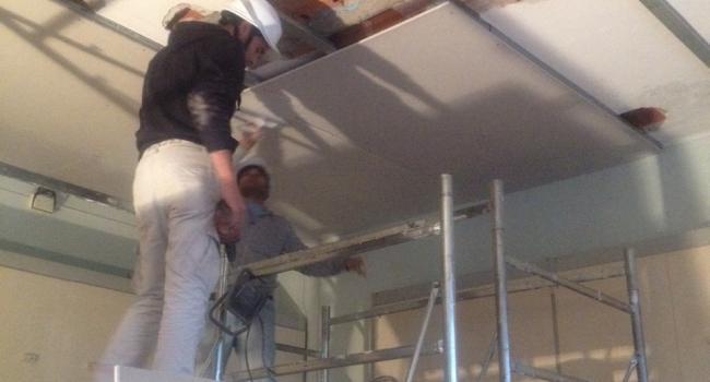 Nautico di camogli, lavori sui soffitti per 100.000 euro della città metropolitana