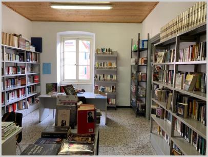 Sala narrativa e letteratura