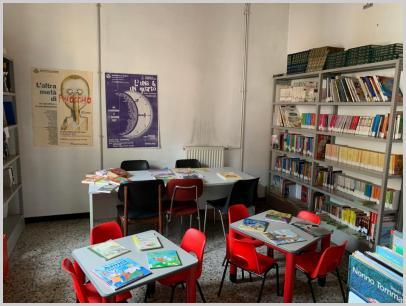 Sala Bambini/Ragazzi