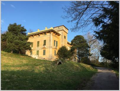 Villa Borzino