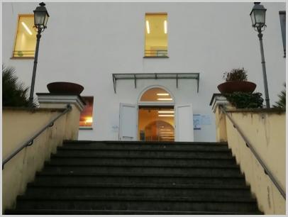 Villa Sottanis - Ingresso