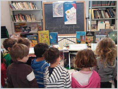 I bambini delle materne esplorano la mostra sulla Luna!