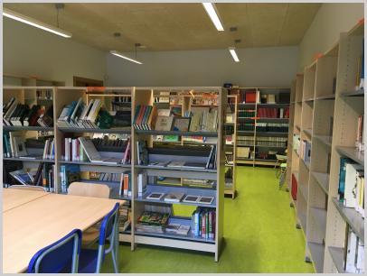 Immagine interno biblioteca 1