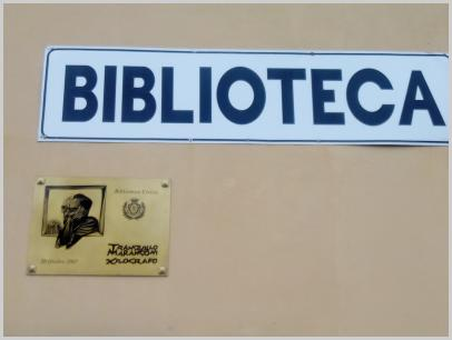 Targa biblioteca intitolata a Tranquillo Marangoni, xilografo