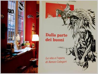 """Restyling della biblioteca nell'angolo """"Renzo Calegari"""""""