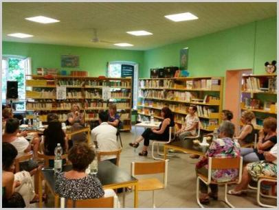 Immagine della sala bambini